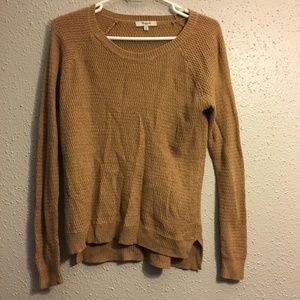 Madewell cotton crewneck pullover sweater